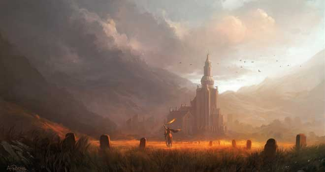 Fields of Gold, Andreas Rocha