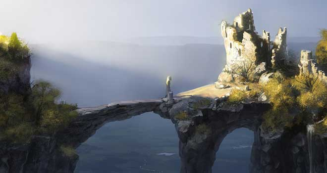 Old bridge, Dmitry Grebenkov
