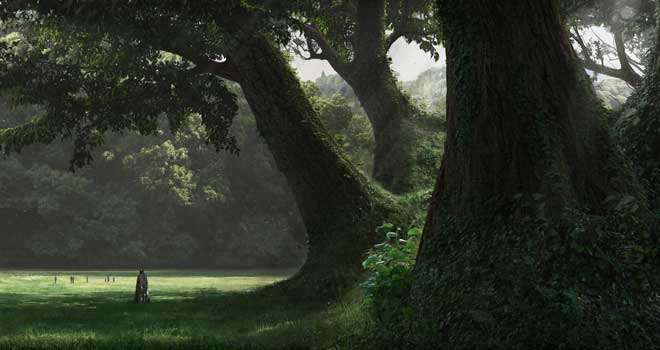 Matte Painting, Quentin Mabille