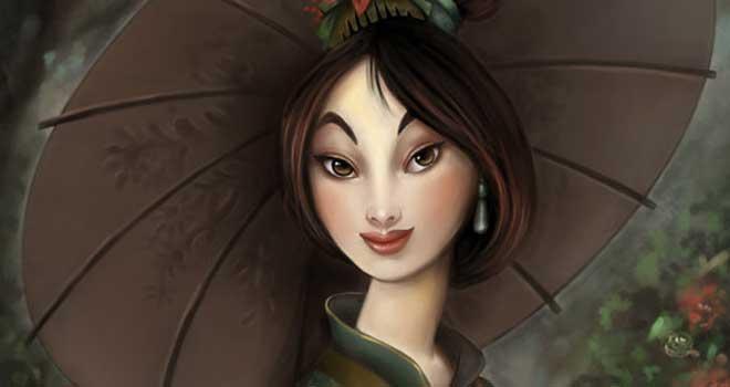 Mulan, Marilena Mexi
