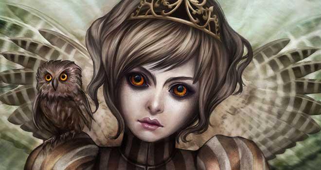 The Owl Princess, Gracjana Zielinska