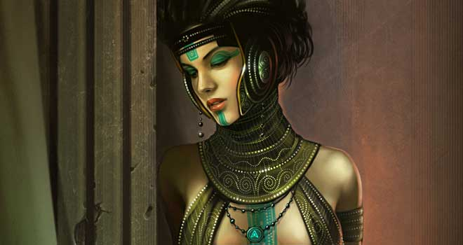 Atlantis Princess Kidagakash Nedakh, Heri Irawan