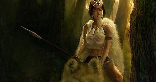 The Princess Of The Dog Mountain (Mononoke), Michael See Zheng Xun