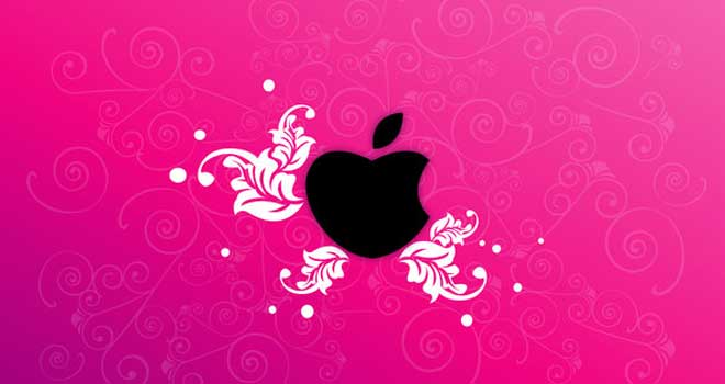 Mac Valentine's Day Wallpaper by ~esharkj