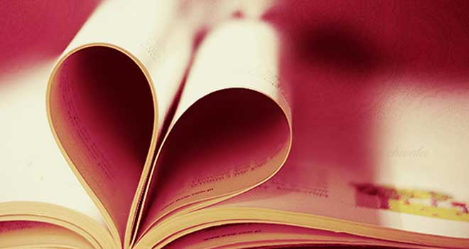 Book Is In Love by Julia Chwala