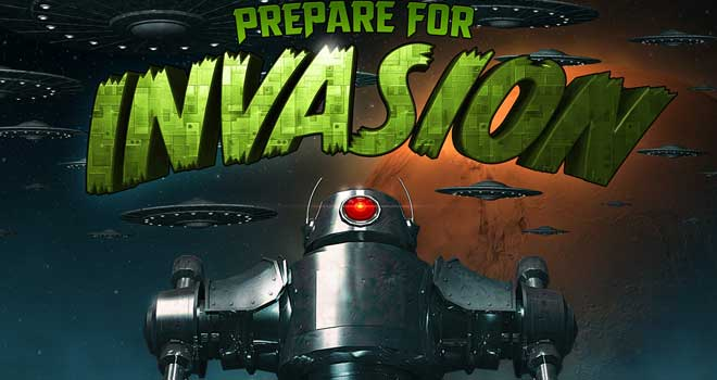 Prepare For Invasion, Konrad Dobson