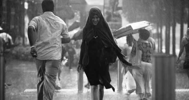 A Smile In The Rain