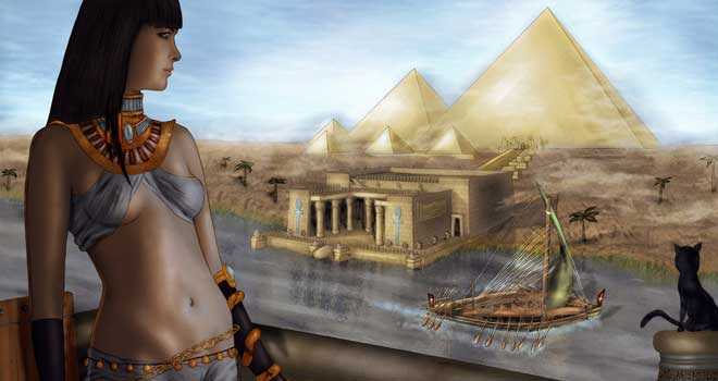 Ancient Egypt Dreams