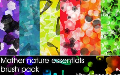 Mother Nature Essentials Pack