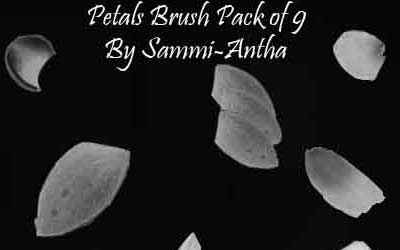 9 Petal Brush Pack