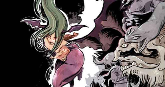 Darkstalkers Morrigan, Charlene Chua