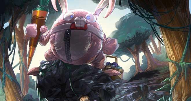 Return of Good Easter Bunny, Vince Chui