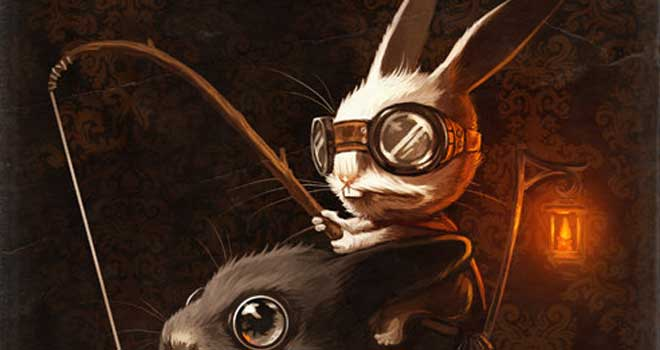 Mr. Bunners the Rabbit Master, Mike Mitchell