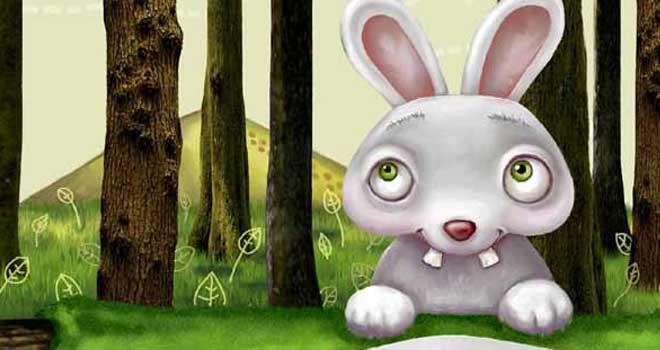 Jannotthe Desparate Rabbit, Ptibas Lambert