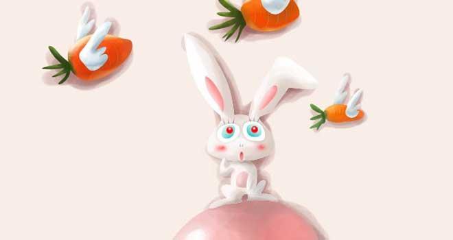 Rabbit Vs Radish, Yan Pim