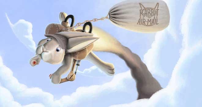 Rabbit Air Mail, Antony Bagnis