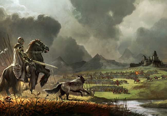 Battles of Westeros by Morano