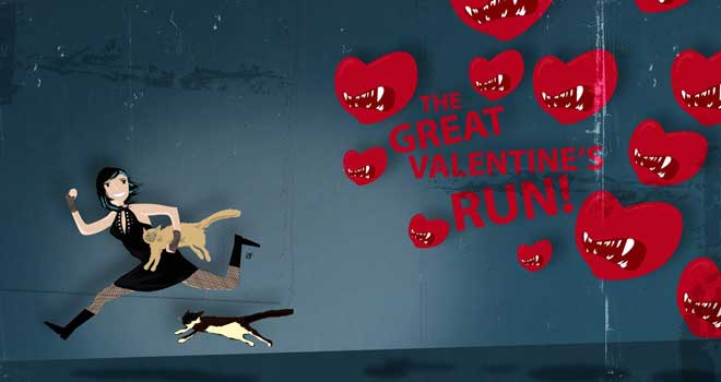 The Great Valentine's Day Run, Alex Fechner