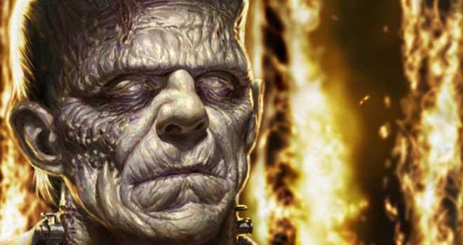 Frankenstein by Ilich Henriquez