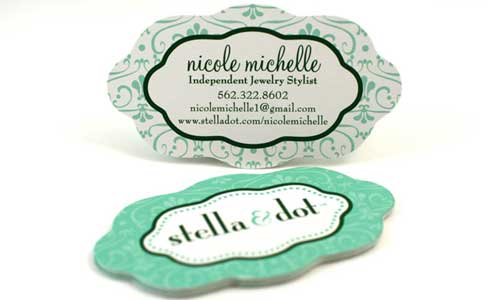 Stella And Dot by Premium Cards