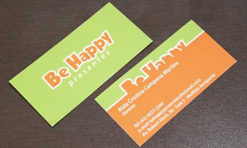 Be Happy by Renan Campana Martins