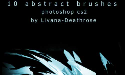 10 Abstract Pack by Livana-Deathrose