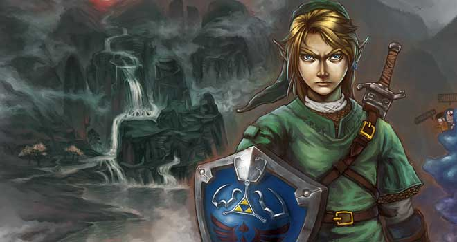 Legend of Link by Tutle Liu