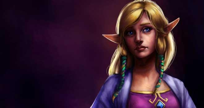 Zelda - Skyward Sword by Felipe Kimio K. de Araújo