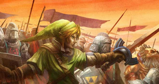 The Last Hyrulian War by Tyler Edlin