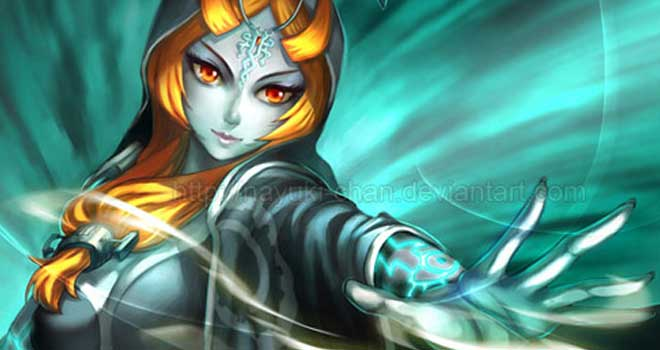 Midna - Legend of Zelda by Jinny Liang
