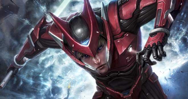 Megaman Zero The Movie by Ng Fhze Yang