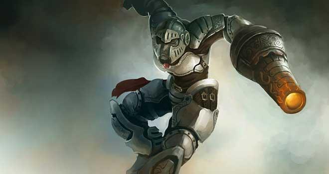 Dark Age Megaman by Jano Vesina