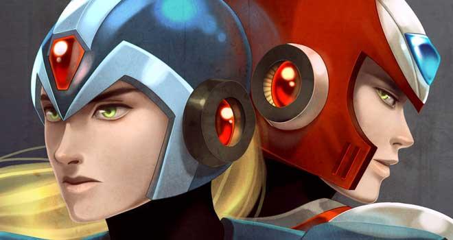Megaman by Mayra Ornelas