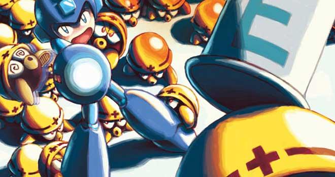 Megaman by Roberto Oliveira