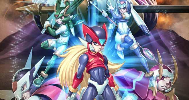 Megaman Zero by Samuel Donato