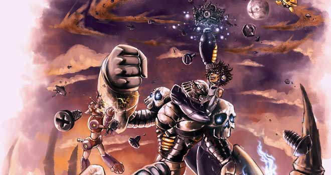 Megaman Tribute by Lucas Accornero