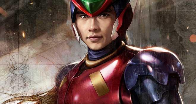 Megaman Zero by Chong FeiGiap