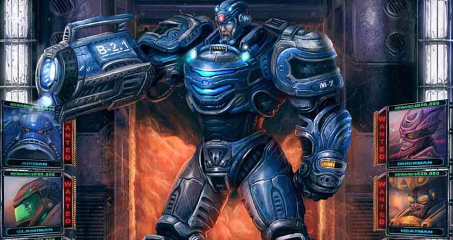 Megaman by Jorge Mantilla