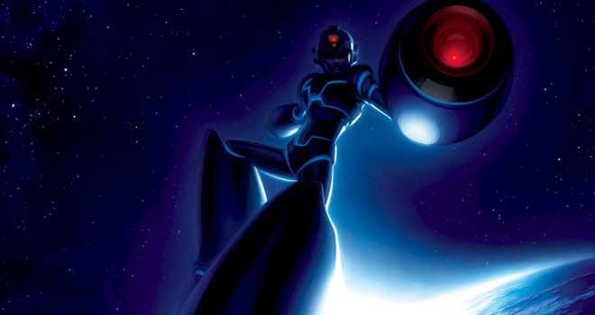 Mega Man X by Warren Louw