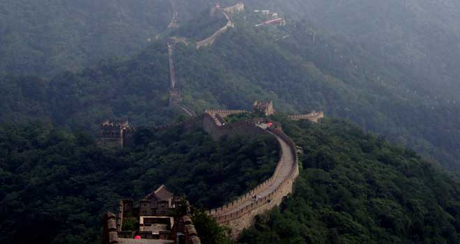 The Great Wall by *MisguidedWolf93