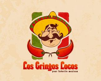 Los Gringos Locos Mexican Restaurant by Oliverakos