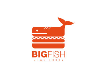 Bigfish Fastfood by Vincent Le Vern