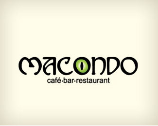 Macondo Cafe Bar and Restaurant by Corina Rosca