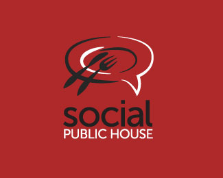 Social Public House by Anna Puka¡nszky