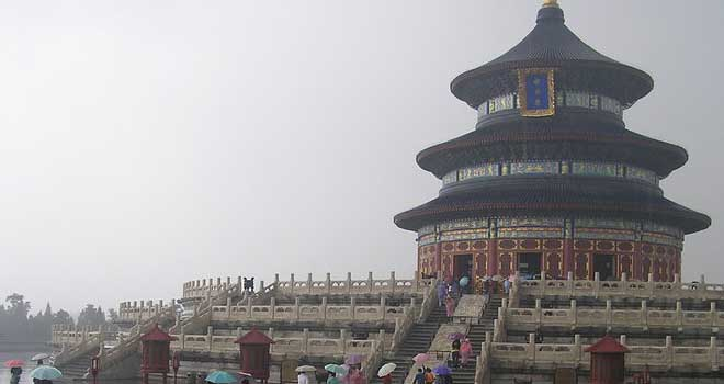 Temple of Heaven by opiate451