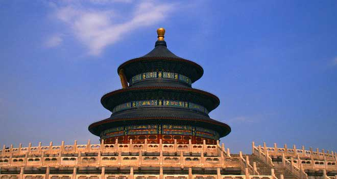 Temple of Heaven by Rob Gregory