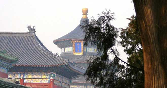 Temple of Heaven, Beijing, China by erb2012