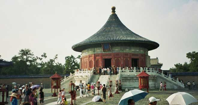Temple of Heaven by polopoloop
