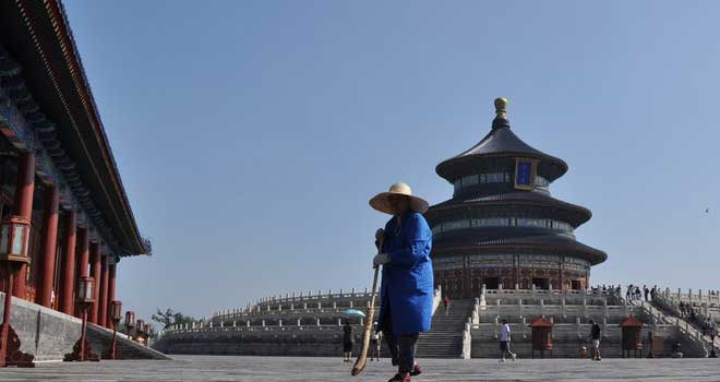 Temple of Heaven, China by phototheo