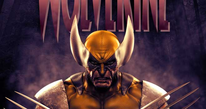 My Tribune to Wolverine by Jonathan Clark